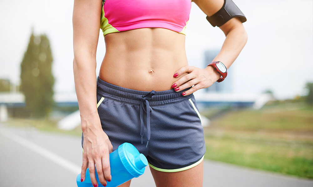 Welche Muskeln werden beim Joggen trainiert