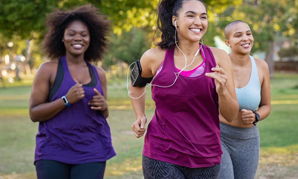 Das optimale Tempo beim Joggen zum Abnehmen