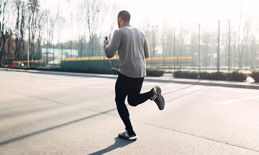 Die optimale Geschwindigkeit beim Laufen finden