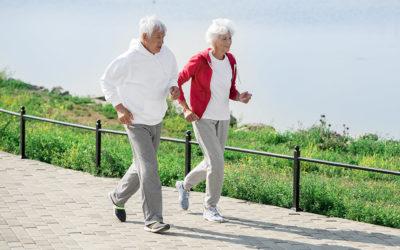 Bis zu welchem Alter Joggen gehen? Lauf dem Alter davon!