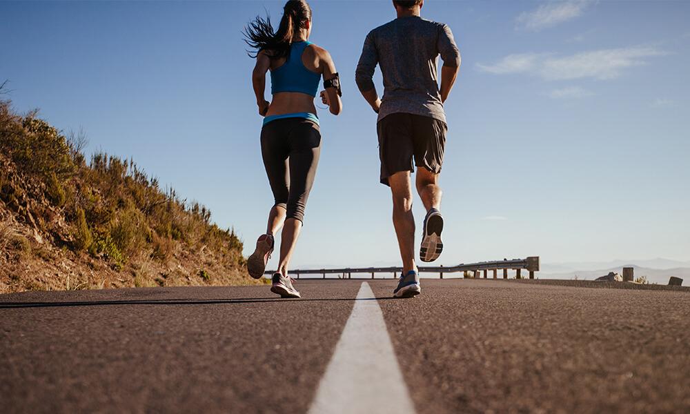 Joggen auf Asphalt – Das habe ich gelernt