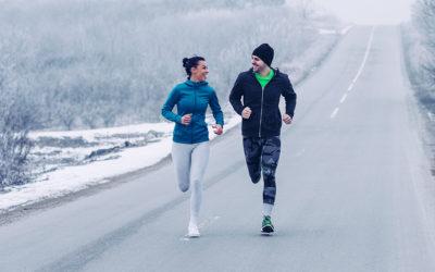 Joggen & Temperaturen – Wann kann ich Joggen?